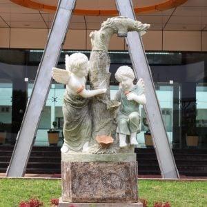 ACET statue